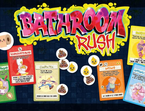 Bathroom Rush su Geek.pizza