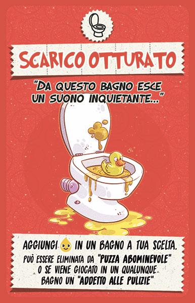 Bathroom Rush - Scarico Otturato